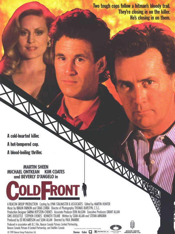 affiche du film Cold Front
