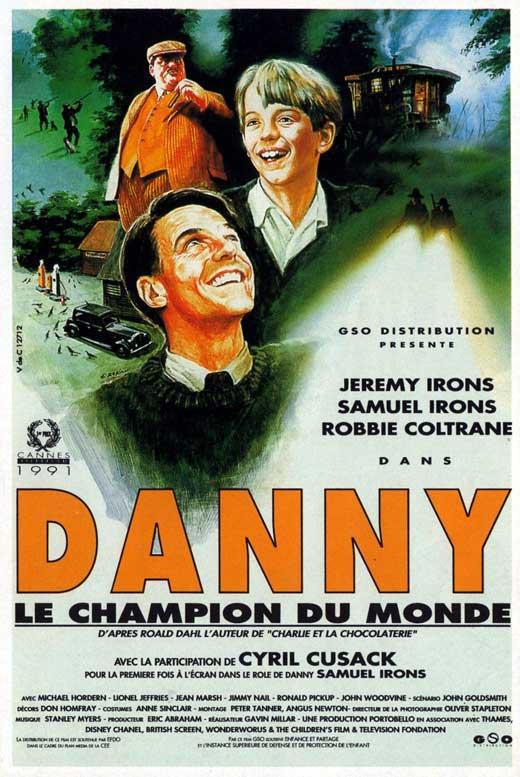 affiche du film Danny, le champion du monde (TV)