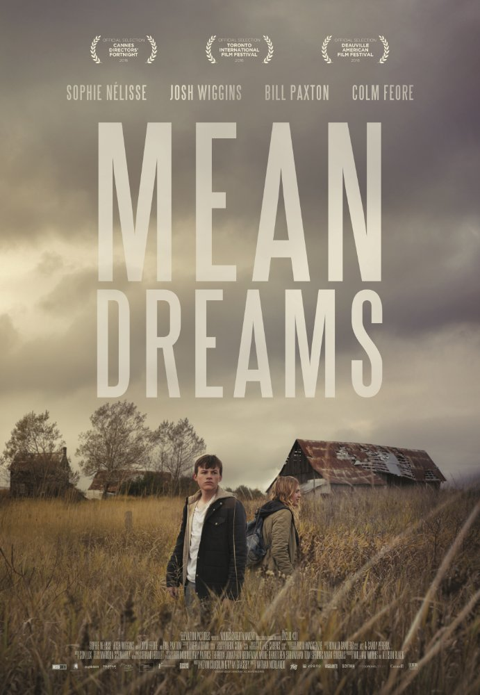 affiche du film Mean Dreams