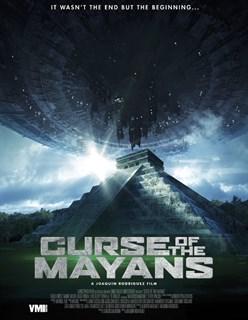 affiche du film Curse of the Mayans