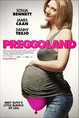 affiche du film Preggoland
