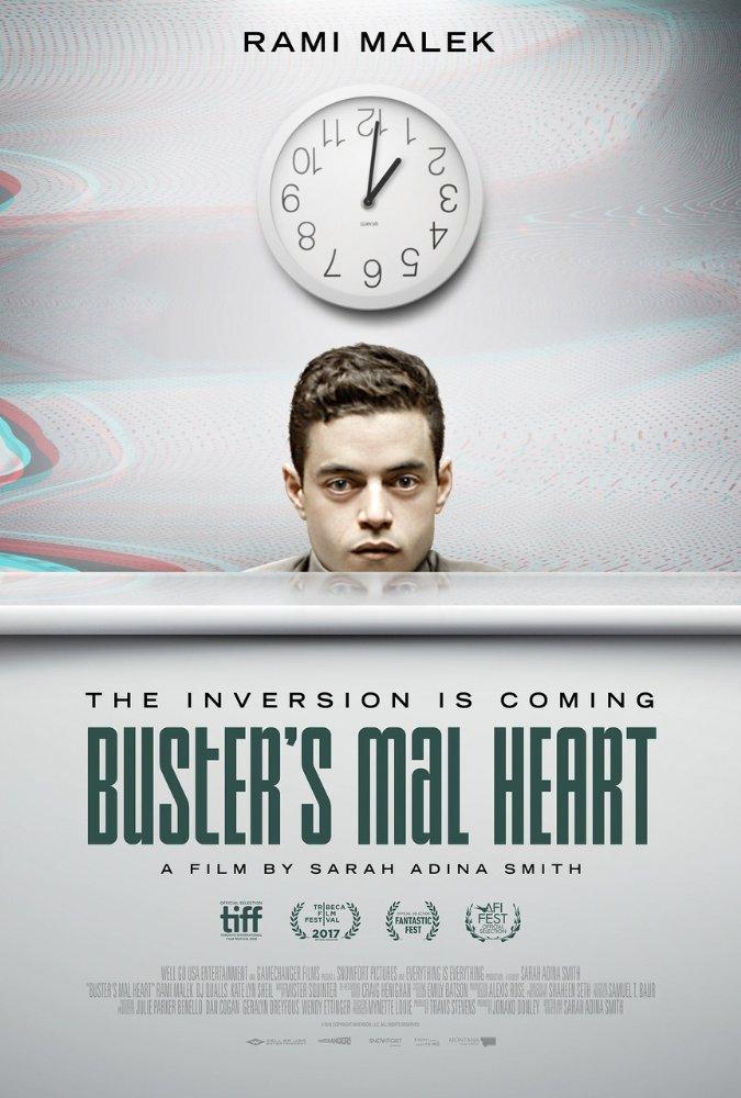 affiche du film Buster's Mal Heart