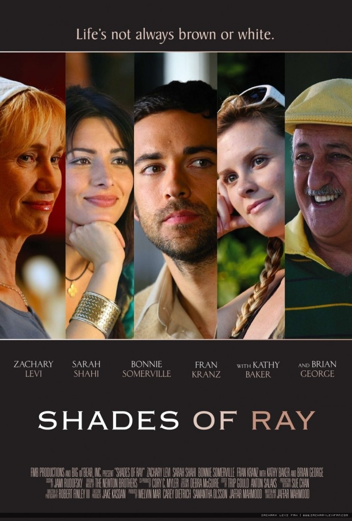 affiche du film Shades of Ray