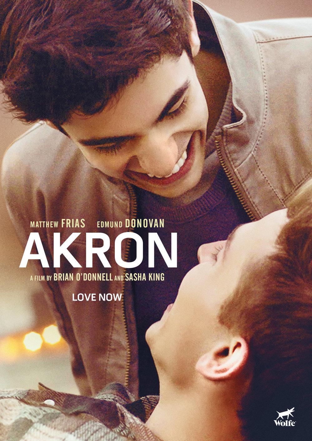 affiche du film Akron