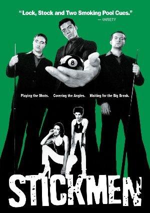 affiche du film Stickmen
