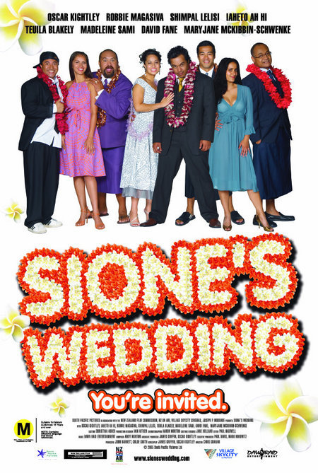 affiche du film Sione's Wedding