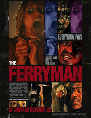 affiche du film The Ferryman
