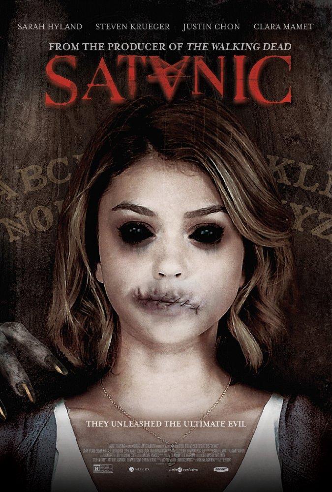 affiche du film Satanic