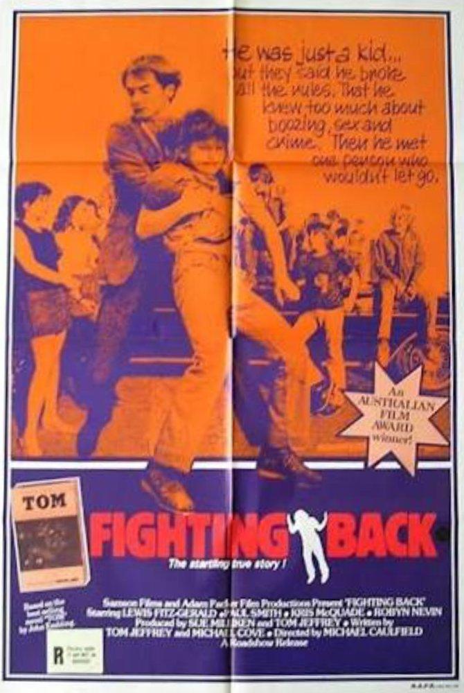 affiche du film Fighting Back