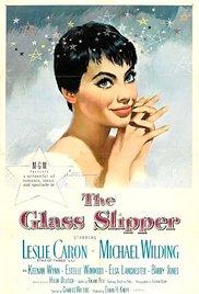 affiche du film La pantoufle de verre