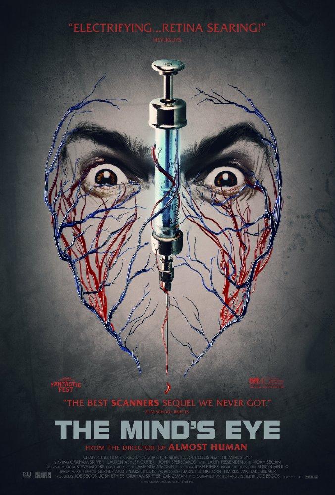 affiche du film The Mind's Eye