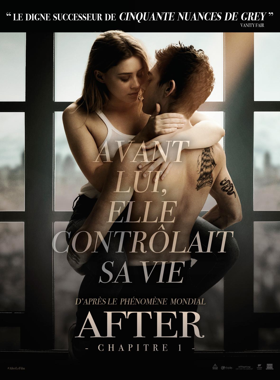 affiche du film After: Chapitre 1