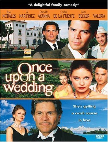 affiche du film Il était une fois un mariage