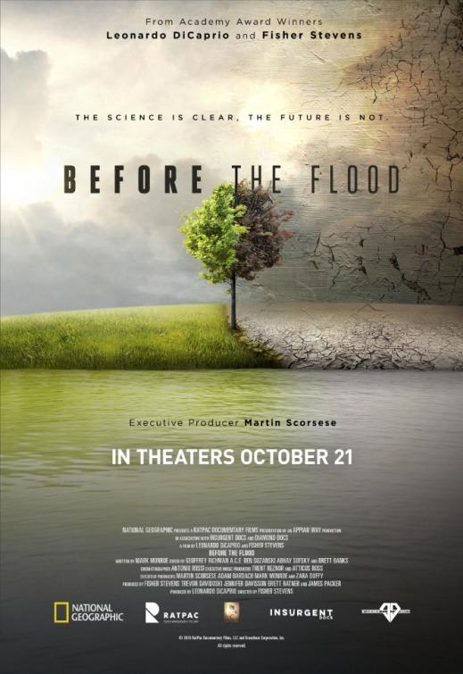 affiche du film Avant le déluge
