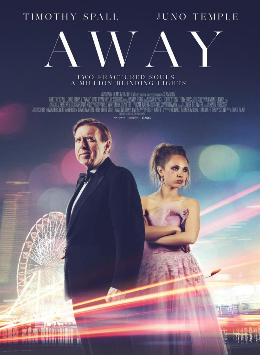 affiche du film Away