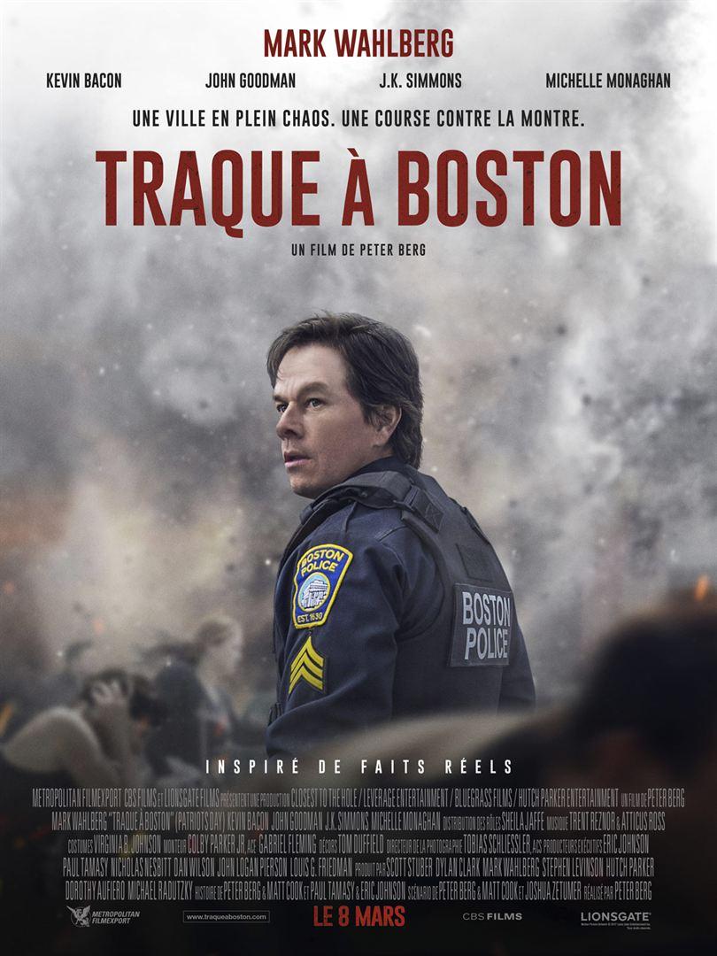 affiche du film Traque à Boston