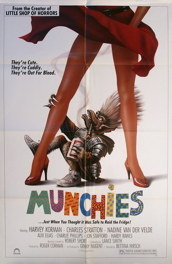 affiche du film Munchies