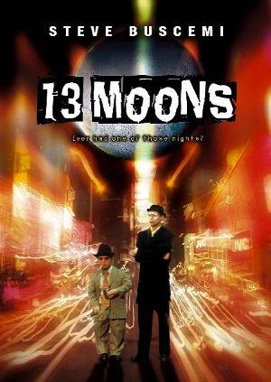 affiche du film 13 Moons