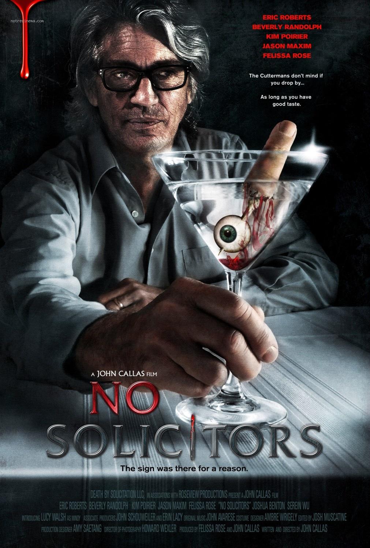 affiche du film No Solicitors