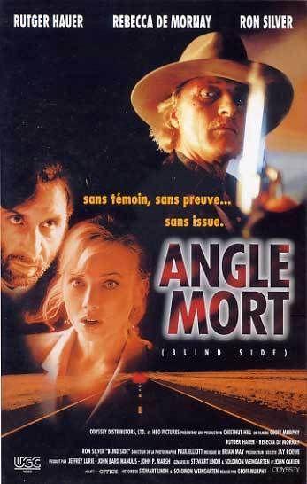 affiche du film Angle mort (TV)