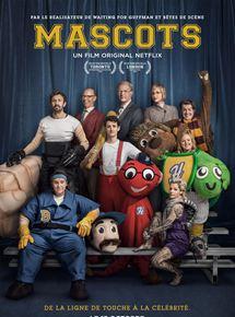 affiche du film Mascots