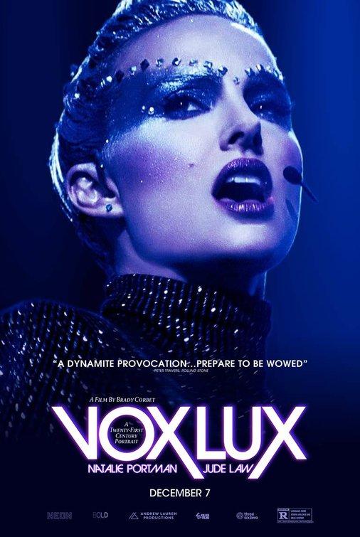 affiche du film Vox Lux