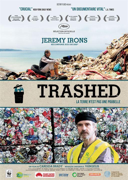 affiche du film Trashed