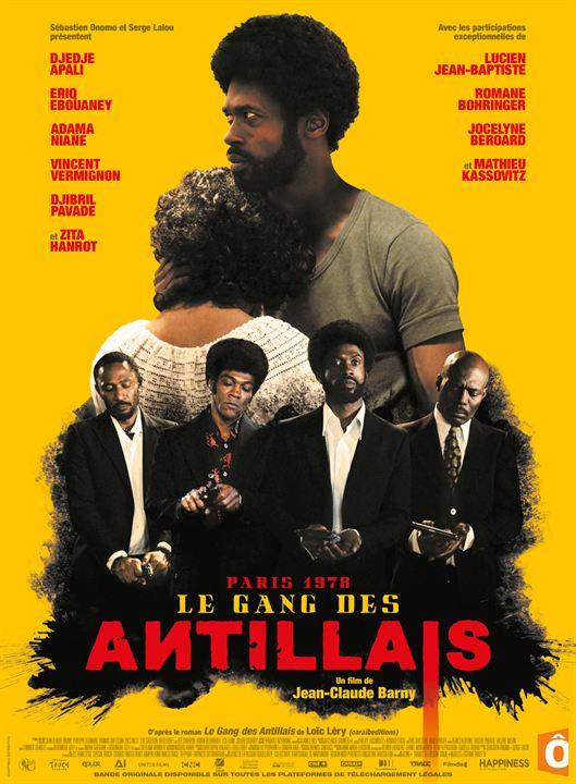 affiche du film Le Gang des Antillais
