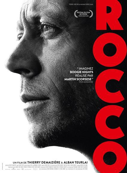 affiche du film Rocco
