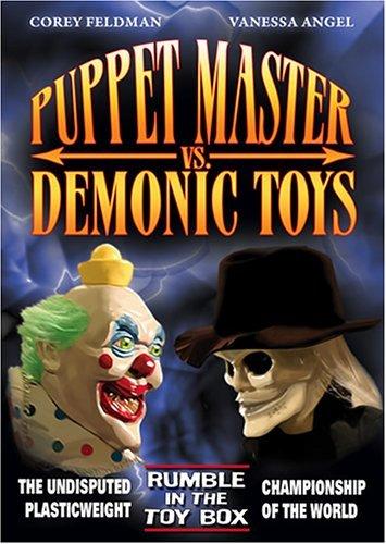 affiche du film Puppet Master Vs Demonic Toys
