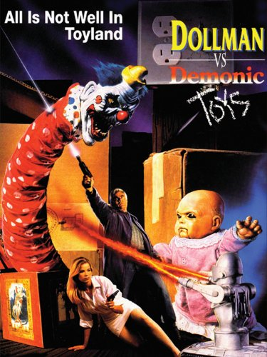 affiche du film Dollman vs Demonic Toys