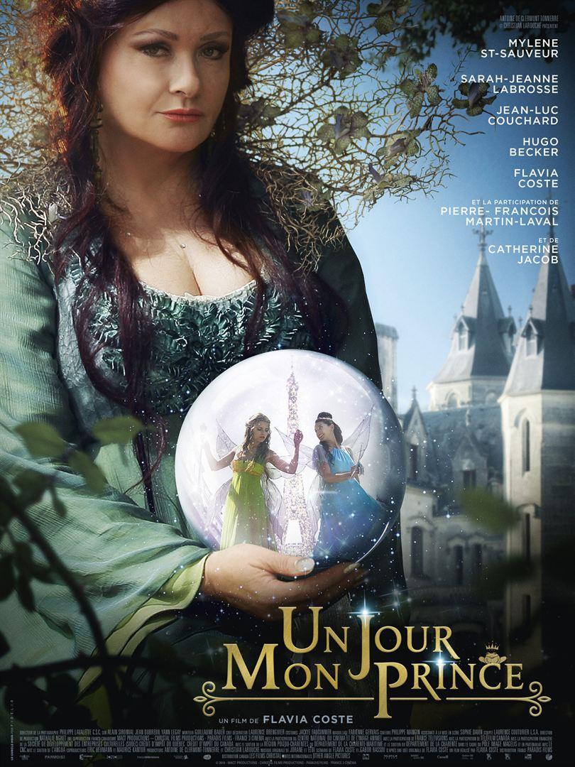 affiche du film Un Jour mon Prince