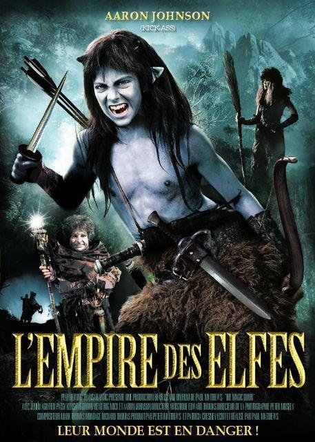 affiche du film L'Empire des Elfes
