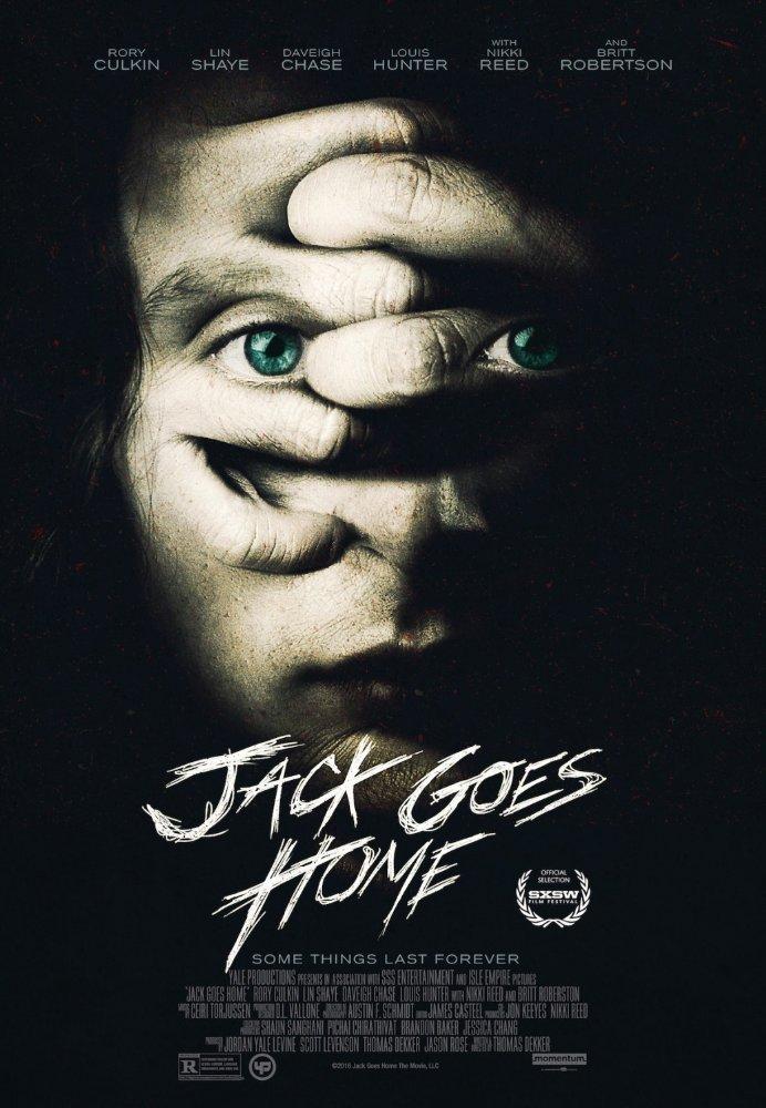 affiche du film Jack Goes Home