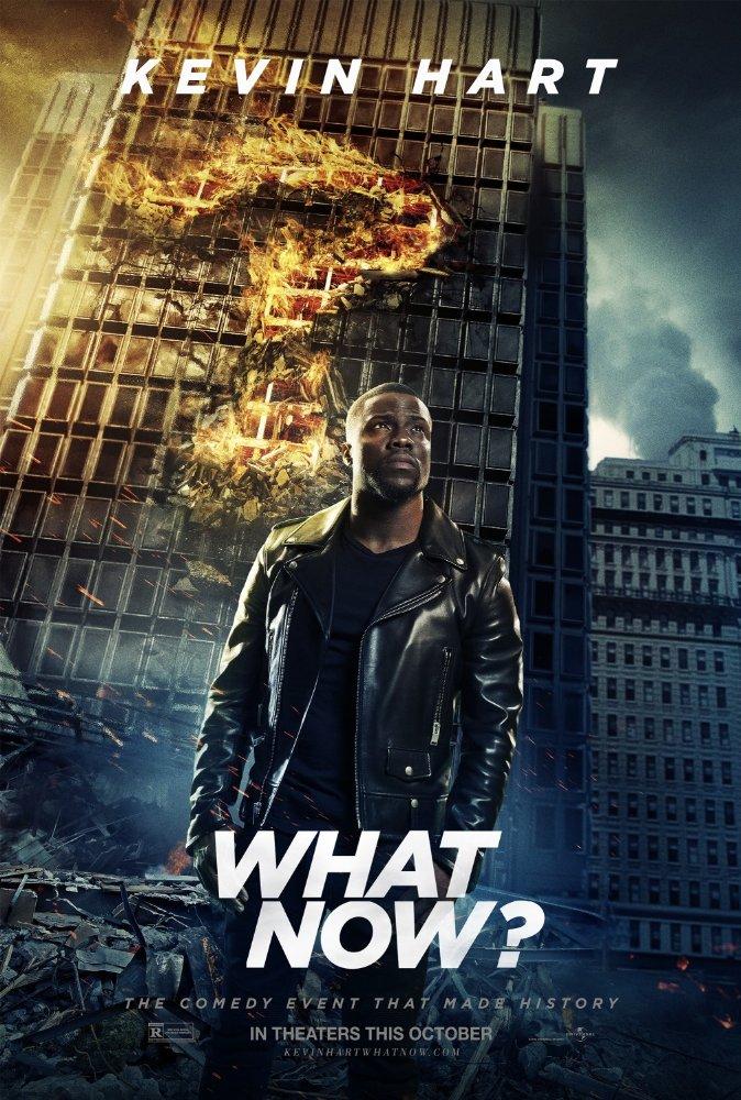 affiche du film Kevin Hart: What Now?