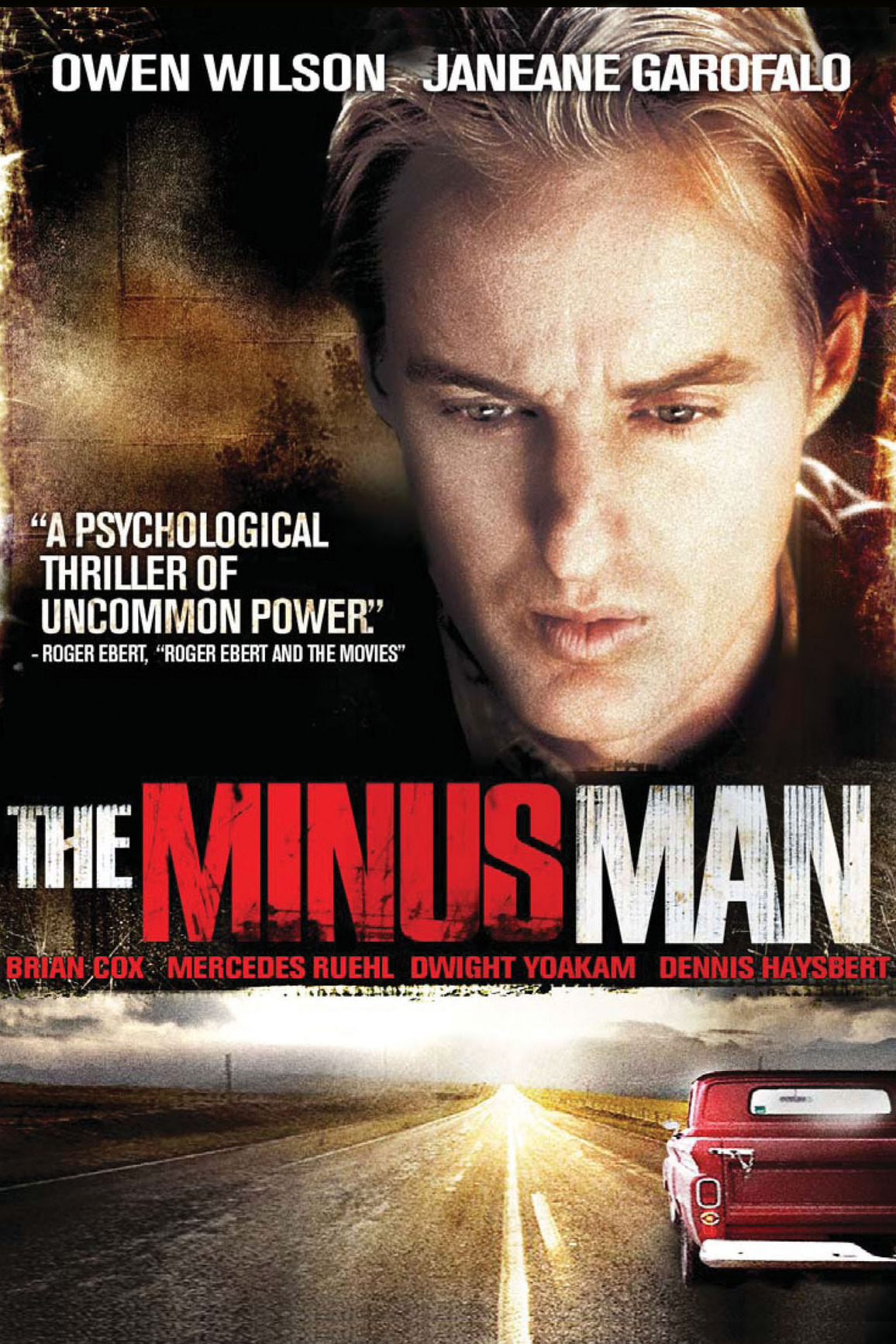 affiche du film The Minus Man