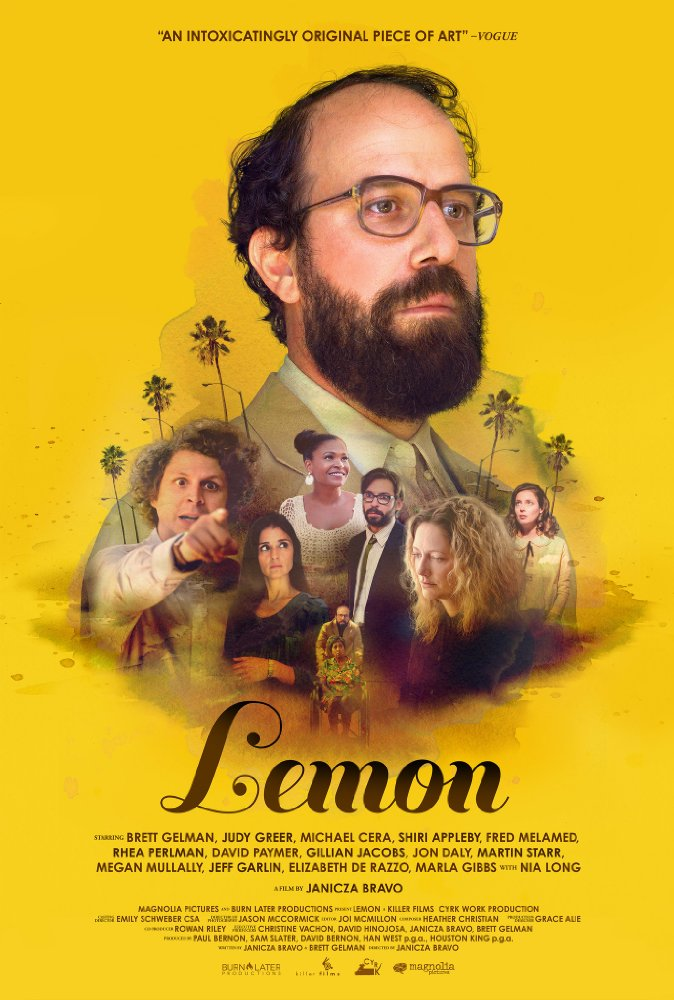 affiche du film Lemon