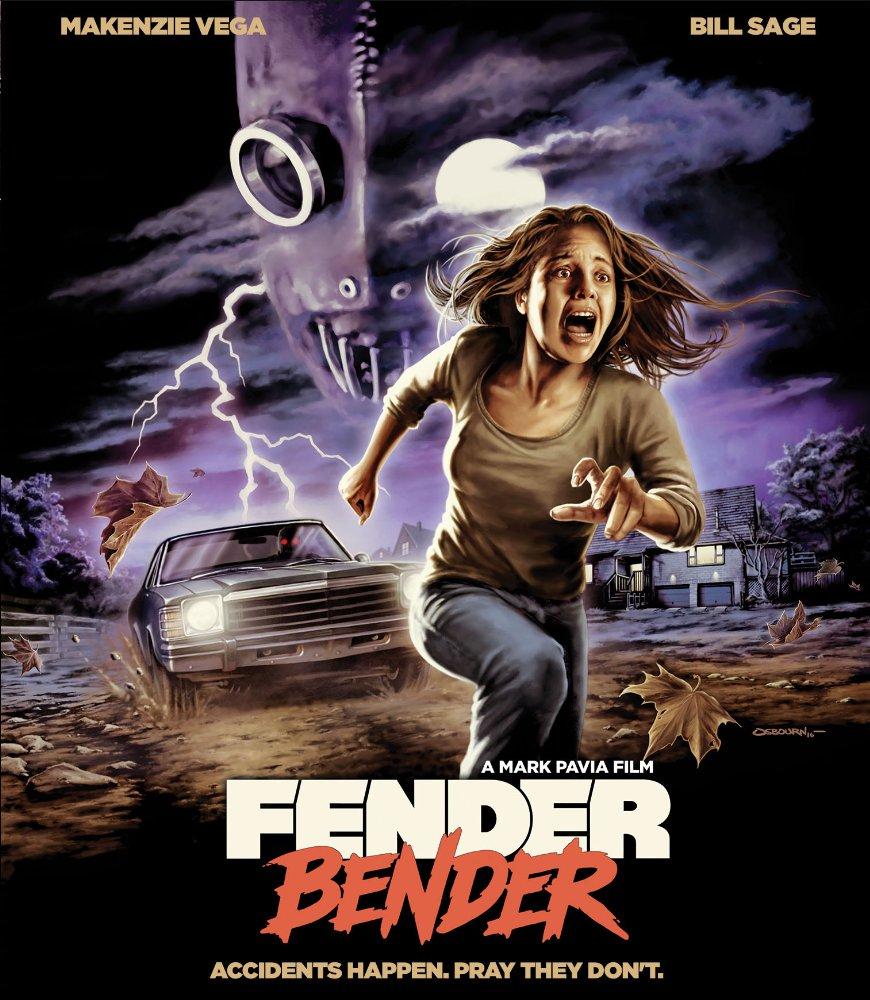 affiche du film Fender Bender
