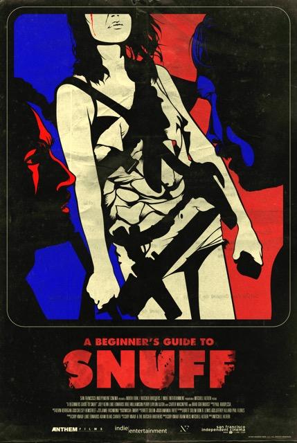 affiche du film A Beginner's Guide to Snuff