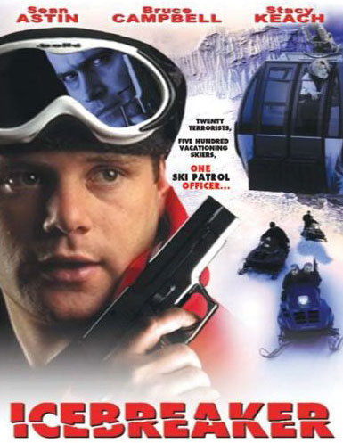 affiche du film La montagne en otage (TV)