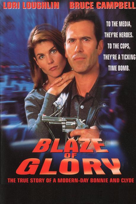 affiche du film In the Line of Duty: Blaze of Glory (TV)
