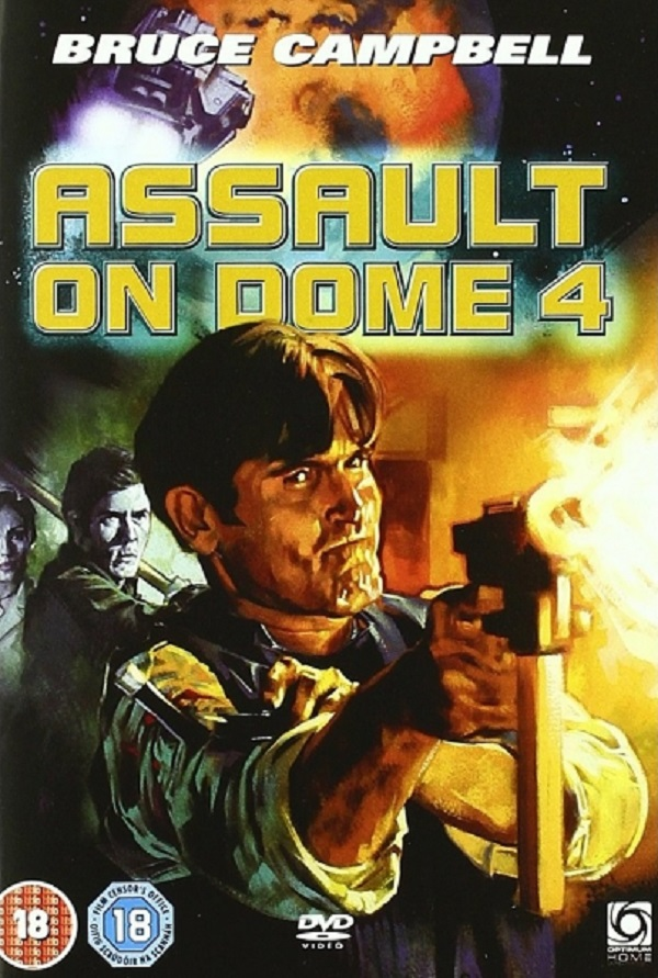 affiche du film Assault on Dome 4 (TV)
