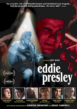 affiche du film Eddie Presley