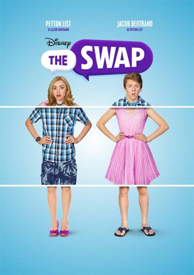 affiche du film Le Swap (TV)