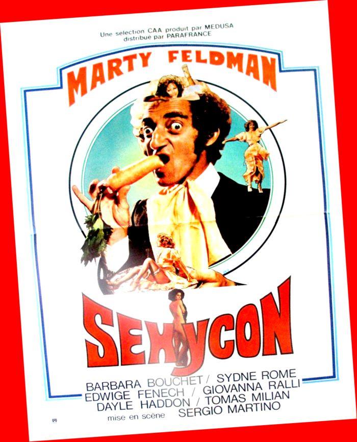 affiche du film Sexycon
