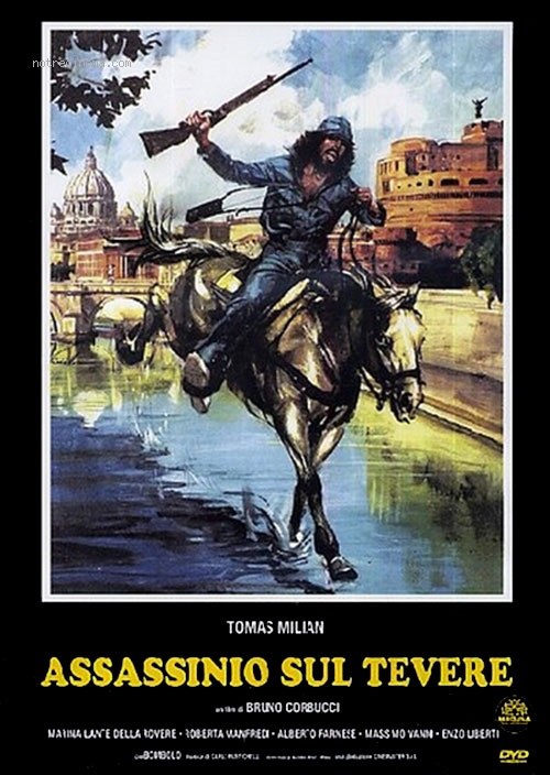 affiche du film Assassination on the Tiber