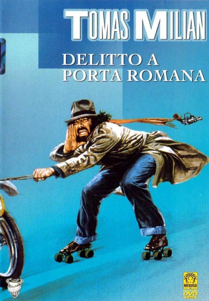 affiche du film Crime at Porta Romana