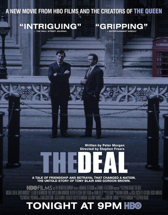 affiche du film The Deal (TV)
