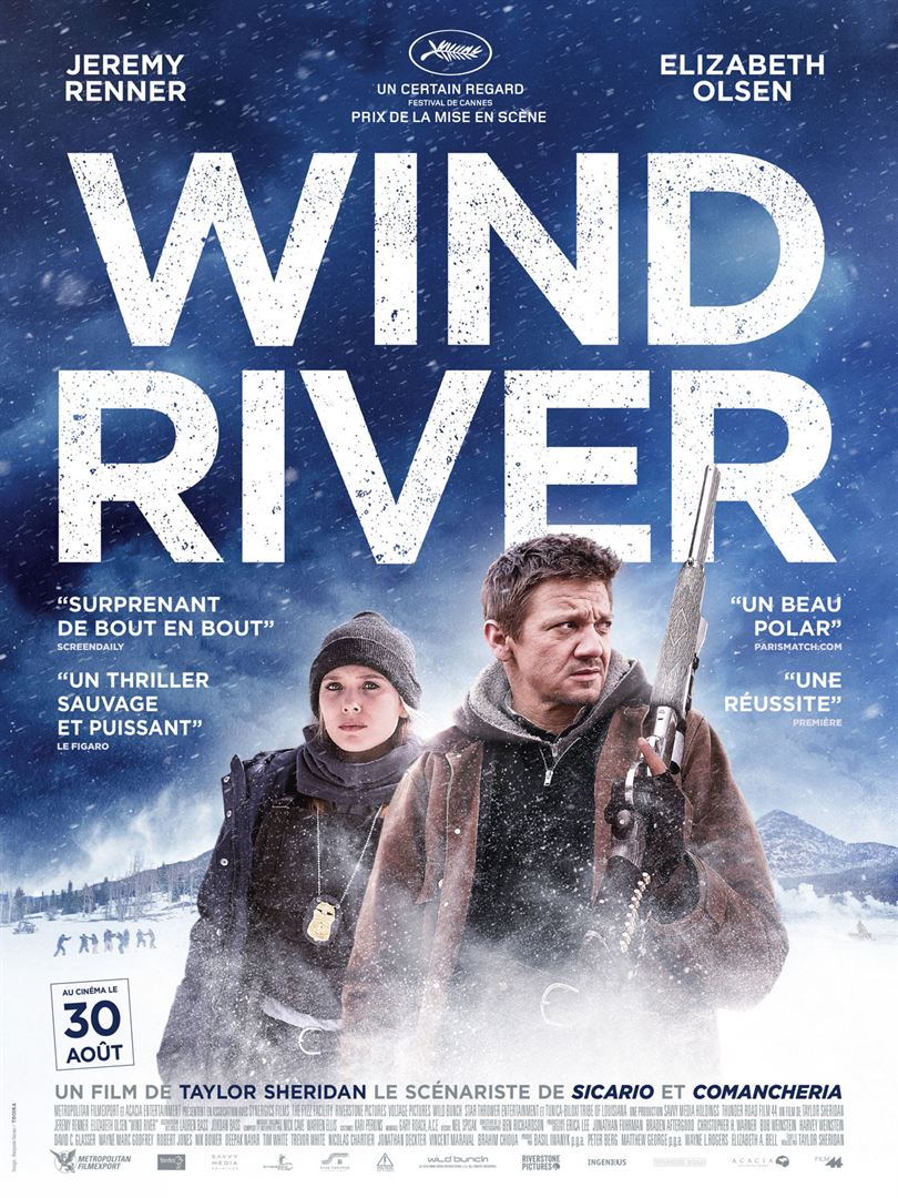 affiche du film Wind River
