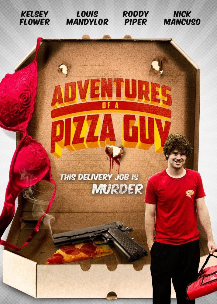 affiche du film Adventures of a Pizza Guy